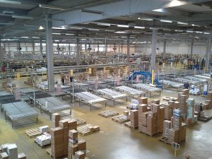 Pest control for factories